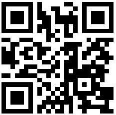 Xizzee homepage QR code